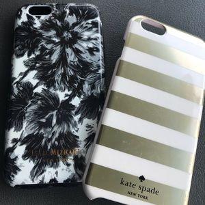 Kate Spade Isaac Mirazhi iPhone Cases Bundle
